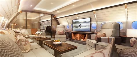 stunning private jets designed  andrew winch