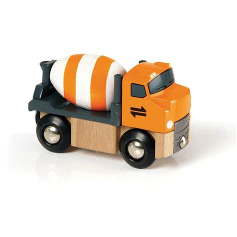 chuggington brio brio wooden railway cement truck at toystop