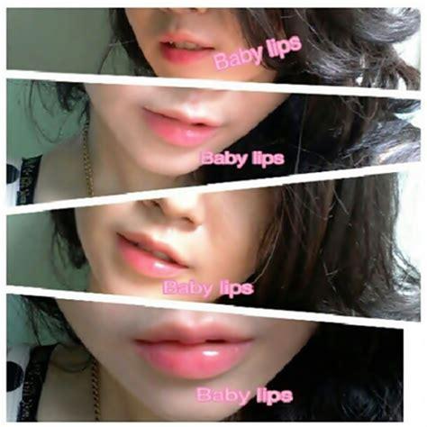 pemerah bibir permanen herbal alami