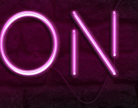 how to make 3d neon light typography photoshop gurus forum how to create a realistic neon light text effect in adobe