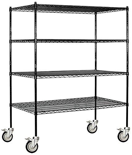 24 inch wide shelving unit salsbury industries mobile wire shelving unit 60 inch
