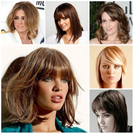 hairstyles with bangs 2017 short layered haircuts with bangs 2017