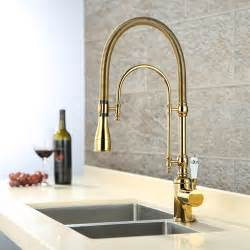 Gold Kitchen Faucets by Popular Gold Kitchen Faucets Buy Cheap Gold Kitchen