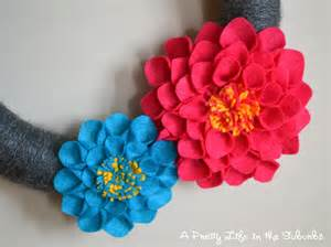 Handmade Flowers From Paper And Fabric - craftionary