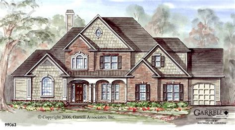 normandy style house plans part 1 by garrell associates garrell associates inc sedgefield house plan 99063