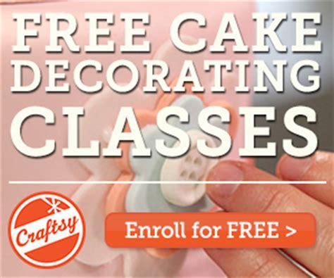 cake decorating classes  craftsy
