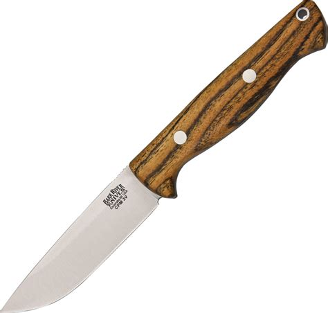 bark river knife ba7026wb bark river gunny knife bocote wood