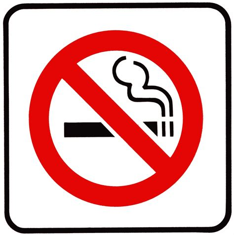 no smoking sign picture no smoking sign