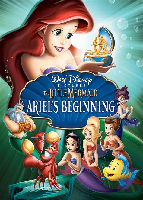 ariel s the little mermaid ariel s beginning disney movies