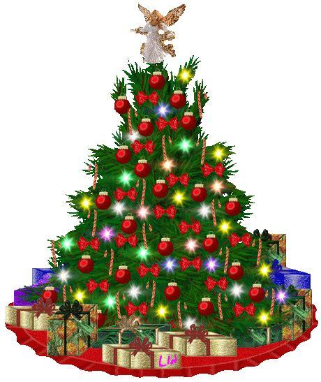 blinking tree lights tree blinking lights gif by arthur of pride