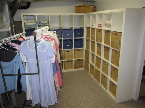 family closet large families on purpose clothing storage access
