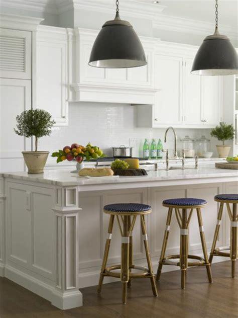 hauteur bar cuisine am駻icaine chaise haute pour ilot central cuisine hauteur de