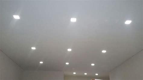 faretti incassati nel soffitto faretti da incasso per contro soffitto in cartonge
