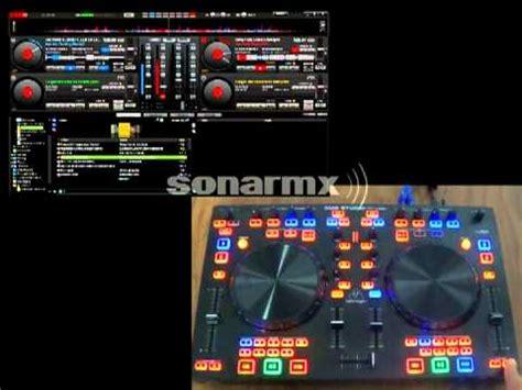 Behringer Cmd Studio 4a Alat Dj 4 Deck Soundcard Midi Controller controlador behringer cmd studio 4a funcionamiento con dj disponible en sonarmx