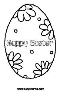 easter egg coloring ideas easter egg coloring page