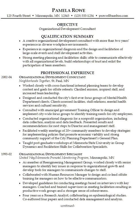 resume with position applied example good resume template