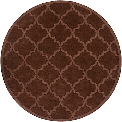 7 foot area rugs buy artistic weavers central park 7 foot 9 inch area rug in brown from bed bath beyond