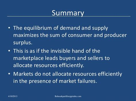 Economics Mba by Demand Suppaly Ppt Of Managerial Economics Mba
