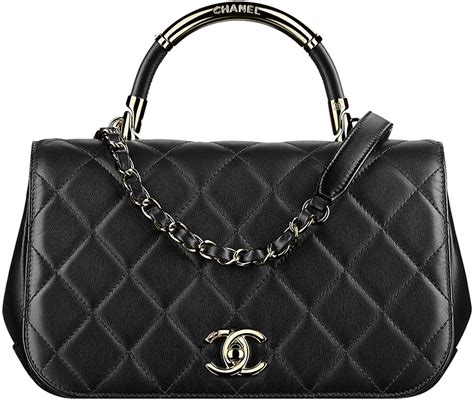 Chanels Carry Chic Flap Bag chanel carry chic bag collection for best designer bags review