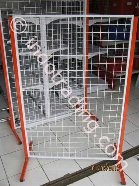 Rak Wire Mesh Obral jual rak gantung rak mundo wire mesh harga murah jakarta oleh raja rak minimarket jakarta