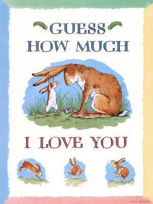 Guess How Much I You In The Winter By Sam Mc Bratney Jeram a small fox in a big world story hour