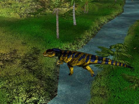 buy jurassic park operation genesis jpog skin carcharadontosaurus by necro obscurite on