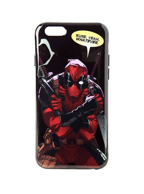Wolverine Marvel Z2087 Iphone 7 marvel deadpool sure yeah whatever iphone 6 6s