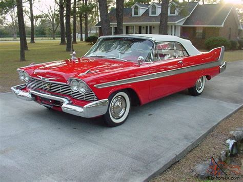 1958 plymouth ebay autos post