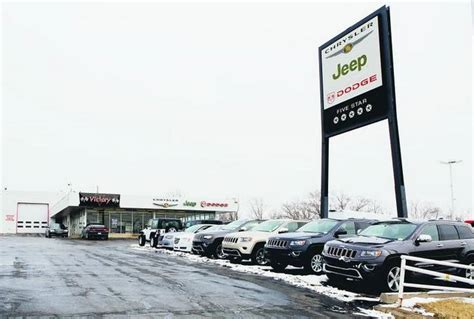 Jeep Dealer Kansas City Victory Chrysler Dodge Jeep Ram Is At 6640 State Ave In