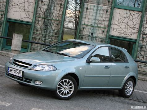 chevrolet lacetti photos informations articles