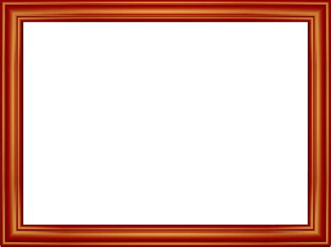Elegant embossed frame rectangular powerpoint border 3d borders
