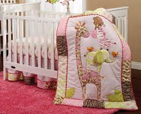 Baby Bedding Giraffe Pretty Pink Giraffe Baby Bedding Sets