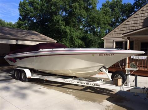 fountain boats for sale ohio 1997 fountain fever powerboat for sale in ohio