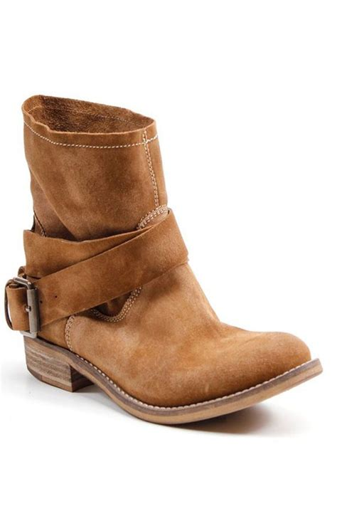 easy rider shoes easy rider boots in cognac brown beyond the rack