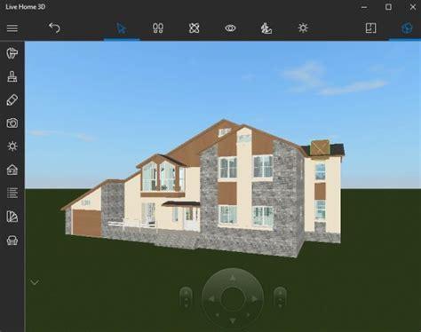 home design 3d free for windows windows 10 3d home design app auto convert 2d floor plan