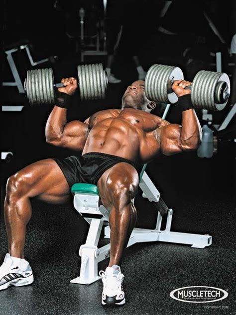 johnnie jackson bench press build a double barrel chest johnnie jackson bench press tips workout