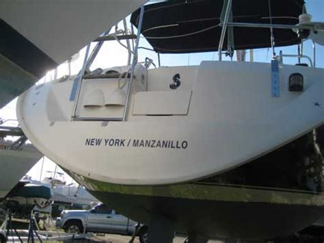 sailboats for sale nyc beneteau 36 1999 new york harbor sailboat for sale