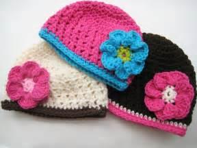 Crochet dreamz fall beanie with flower crochet pattern all sizes
