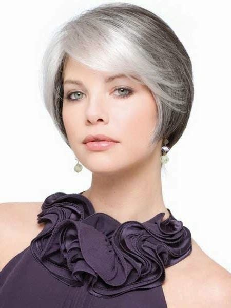 short straight hairstyles for older women with thin hair short haircuts for straight hair older women hair and