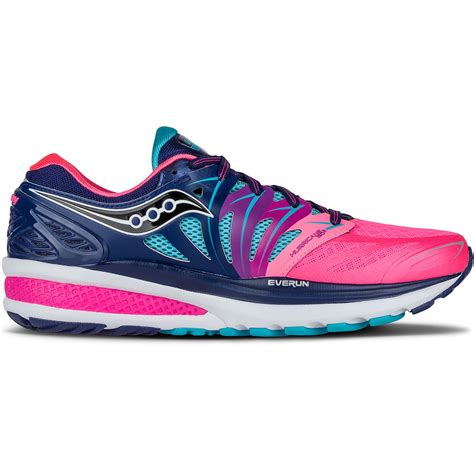 stability running shoes womens wiggle saucony s hurricane iso 2 shoes aw16