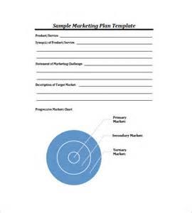 simple marketing plan template simple marketing plan template 12 free sle exle