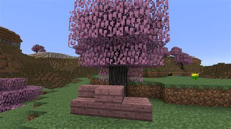 cherry tree minecraft rediscovered mod minecraft mods
