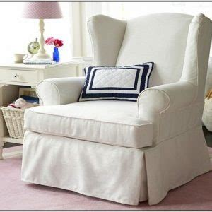 slipcovers for wingback chairs pottery barn parson chair slipcovers pottery barn chairs home