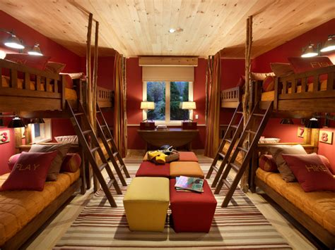 bunk bed rooms 1000 images about bunk beds on pinterest
