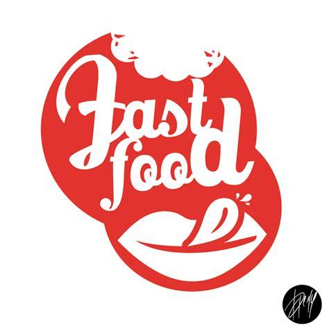 design logo quickly creation logo fast food