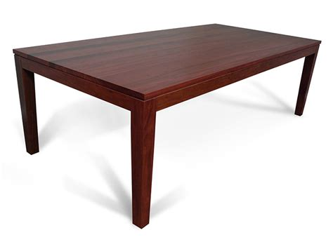 Hamilton Dining Table Hamilton 2400 Jarrah Dining Table Living Elements
