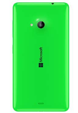Softcase Microsoft Nokia Lumia 535 microsoft ontwerpen microsoft hoesje