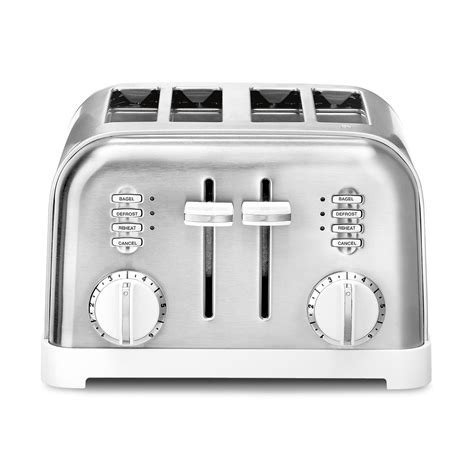Cuisinart Metal Classic 4 Slice Toaster Reviews cuisinart metal classic 4 slice toaster reviews wayfair