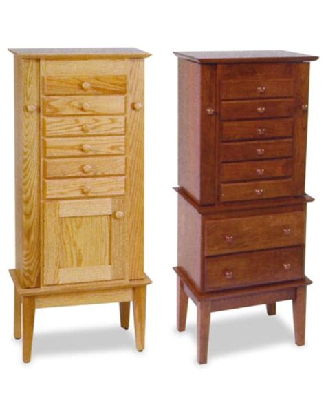 shaker jewelry armoire shaker jewerly armoire split shaker amish bedroom