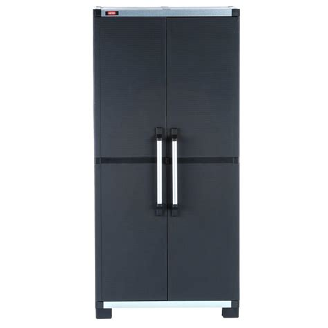 Keter 35 In X 74 In Wide Xl Freestanding Plastic Utility